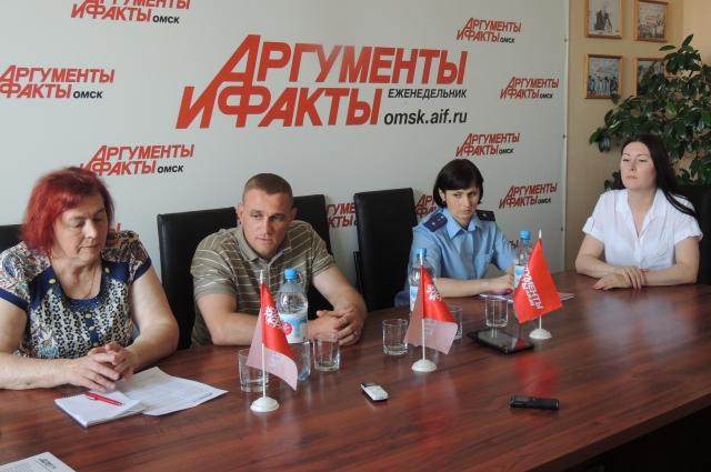 В «АиФ Омск» прошёл круглый стол.