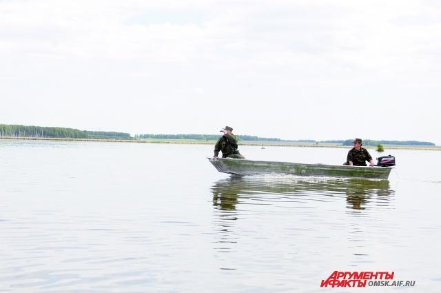 Экспедиции в Крутинский район устраивают и сейчас: природа здесь весьма живописна.