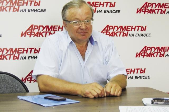 Александр Петрович отдал психиатрии 30 лет.
