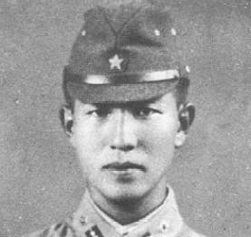 Хироо Онода в молодости