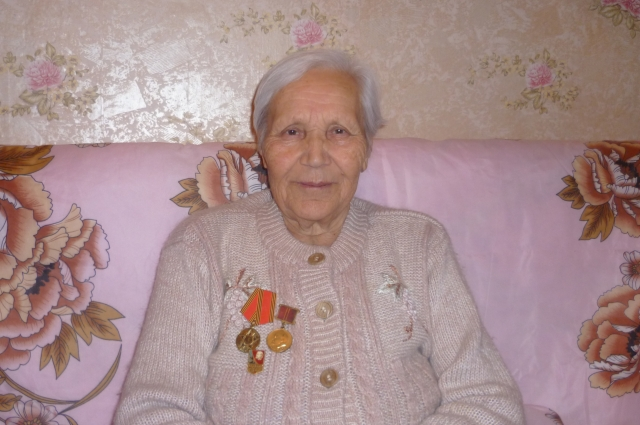 Куклина Мария Дорофеевна.