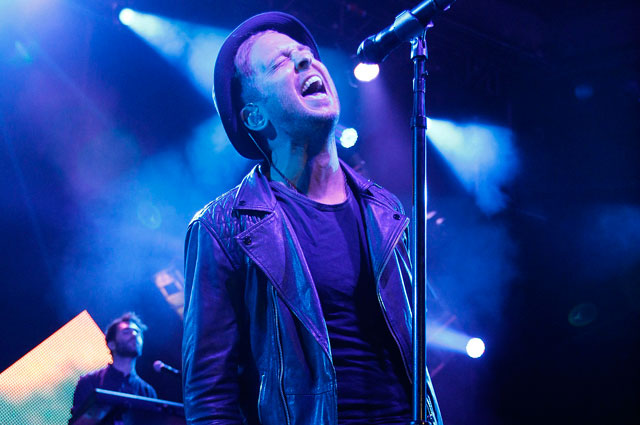 OneRepublic, концерт в Америке, 2013 год