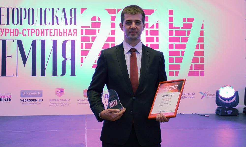 Алексей Рязанцев, директор ООО «Арсенал»