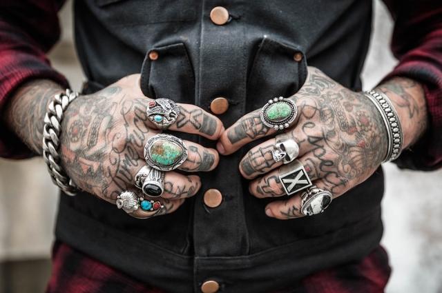 Фестиваль татуировки соберет вокруг себя ценителей тату и просто любопытных зрителей.