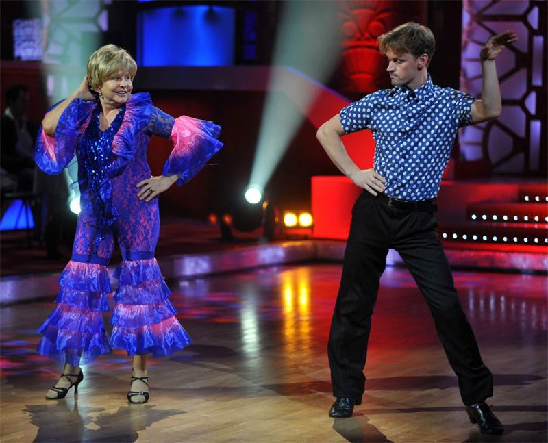 Ангелина Вовк в передаче «Танцы со звездами»