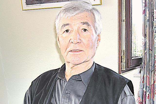 Старший сын Бормана Адольф-Мартин (1930-2013).