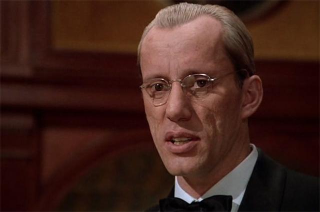 Джеймс Вудс в фильме «Однажды в Америке», 1983 год.
