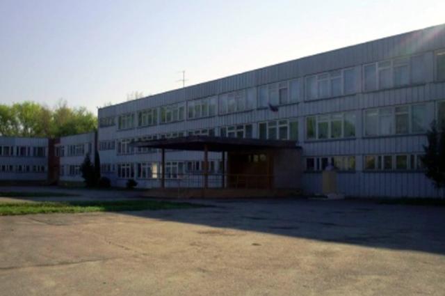 СОШ №53 в Курске.