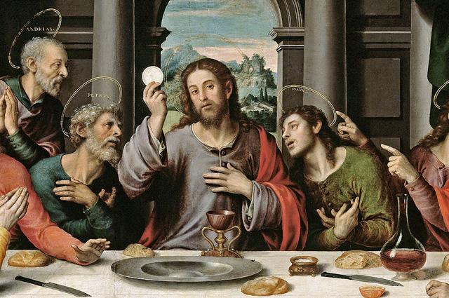 Тайная вечеря вдохновила многих художников на великие произведения искусства.