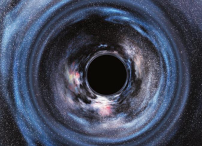 По мнению учёных, чёрные дыры могут служить проходами в отдалённые точки космоса, и даже в другие вселенные.