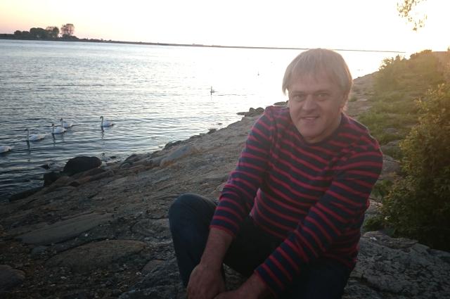 Сергей Гусев.