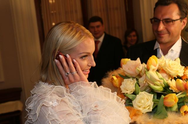 Событие, состоявшееся в Петербурге, не уступало по размаху голливудским свадьбам