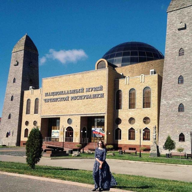 Национальный музей Чеченской Республики был открыт 7 ноября 1924 года отделом народного образования Грозного. Первоначально был окружным музеем по истории культуры и религии.