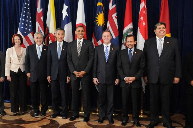 Саммит лидеров стран, подписавших Транстихоокеанское партнёрство
