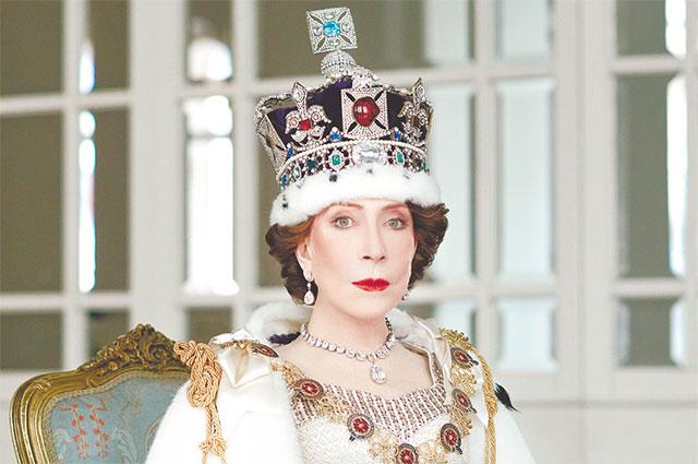 Инна Чурикова — настоящая королева.