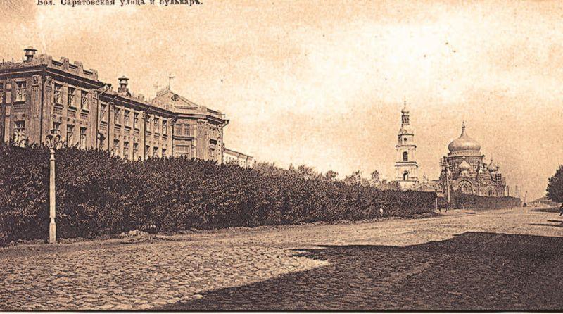 Гончаровская улица.