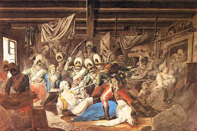 Резня Праги, 1794 г