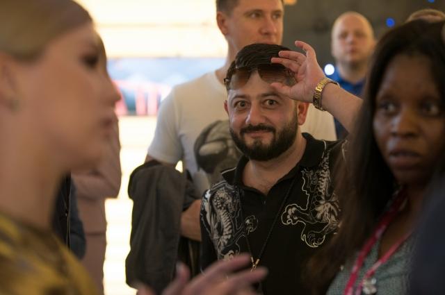 Историей и современностью меди в павильоне РМК интересовался Михаил Галустян и другие звёзды шоу бизнеса.