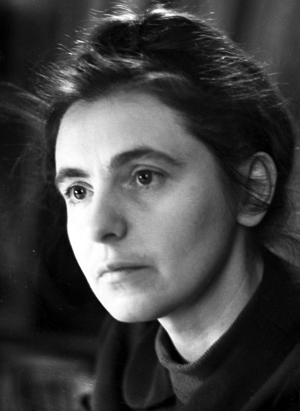 Доктор физико-математических наук Ольга Александровна Ладыженская.