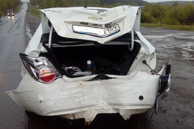 Травмы получил подросток-пассажир.