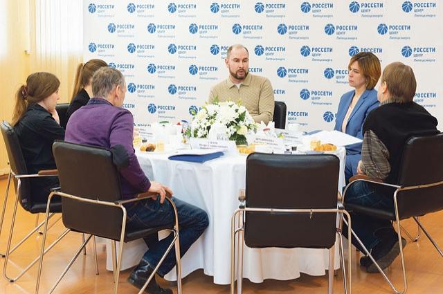 Антон Герасимов в неформальной обстановке рассказал журналистам об итогах работы филиала и планах на ближайшее будущее