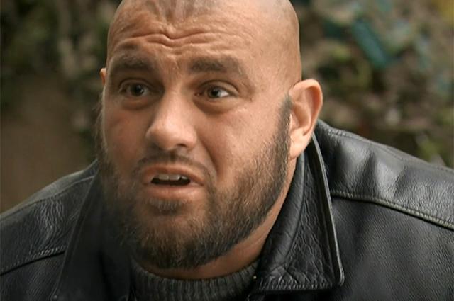 Андрей Погребинский в фильме «Гончие— 6», 2014 год.