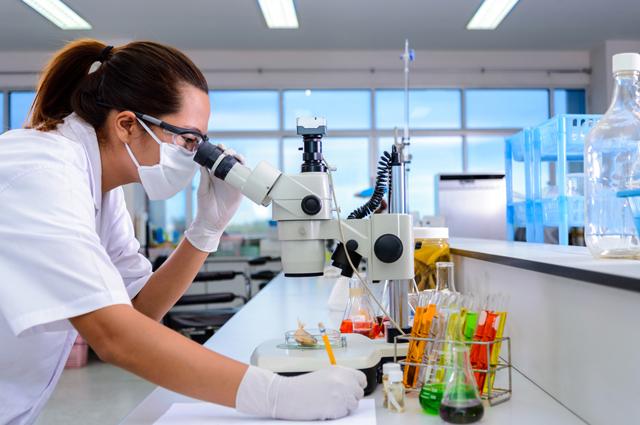 лаборатория, лекарства