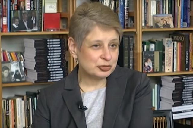 Нина Хрущёва.