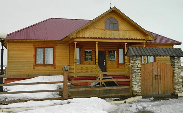 Дом-музей Петра Гаврилова в селе Альвидино