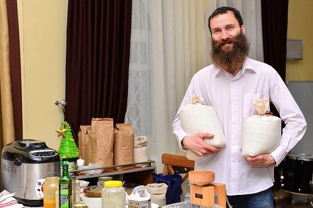 пекарь Андрей Арбузов
