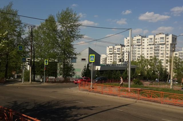 При непосредственном участии «Сосновки» изменился облик города.