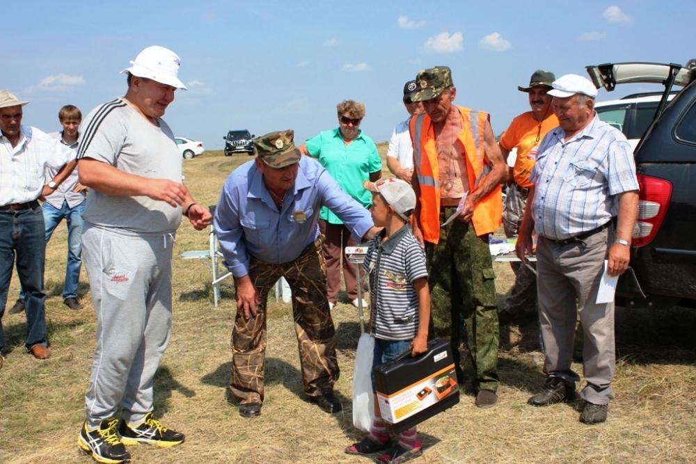 От районной администрации, Михеевского ГОКа и других организаторов участники получили разнообразные призы.