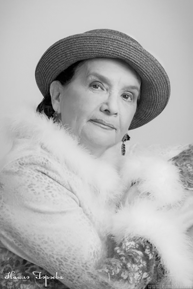 Наиля Гараева