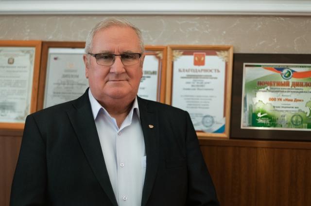 Анатолий Волков - директор группы компаний