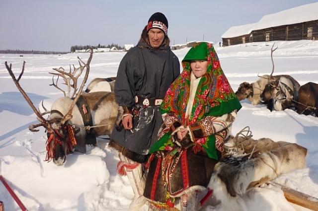 С созданием семьи у коренных народов Ямала меняется не только социальный статус, но и имя.