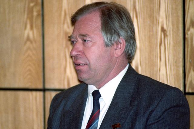 Василий Стародубцев. 1993 г.