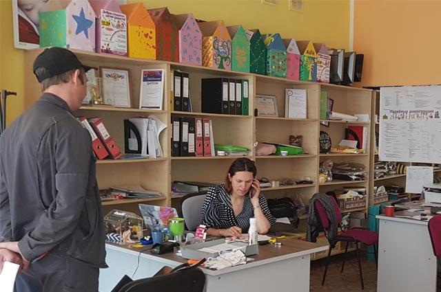 Анна Зуева расширяет территорию помощии – в 2018 году открыт филиал в Кудымкаре.