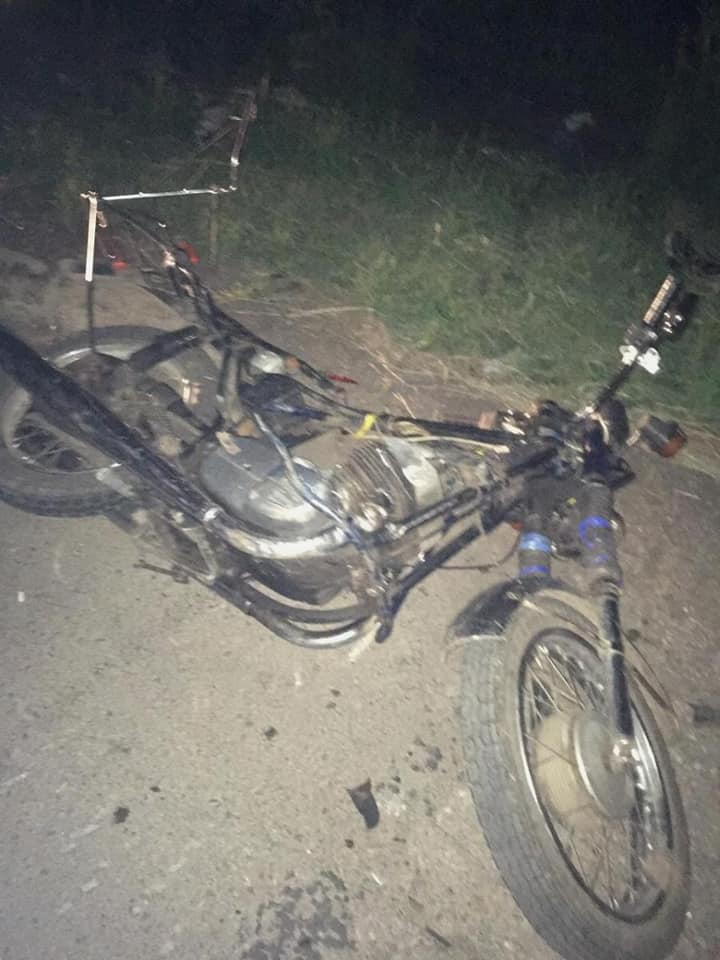 ДТП 13 июня с мотоциклами