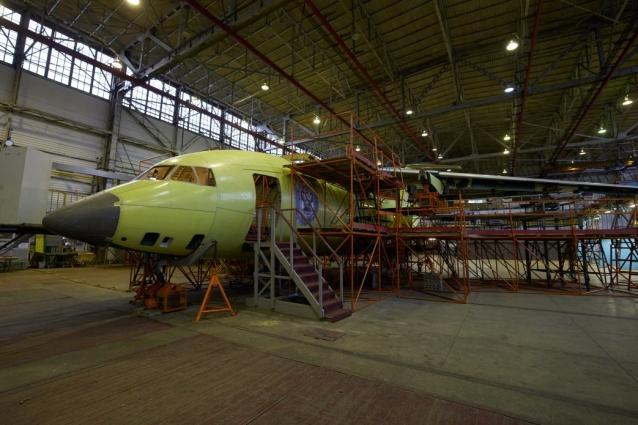 Самолеты АН-178.