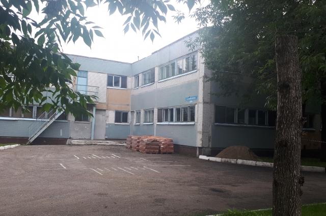 Новокузнецкая школа-садик №235.