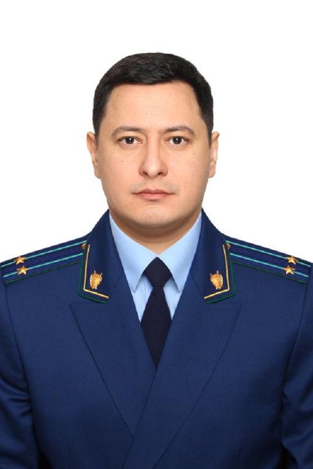 Назначен прокурор Октябрьского