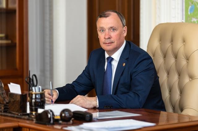 «Нынешний курс страны ведёт к росту экономики и развитию столицы Урала», – уверен Алексей Орлов.