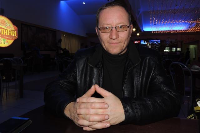 Дмитрий Епихин пошёл на тренинг из-за супруги