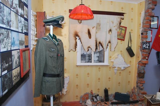 Руководство колонии в Вадино пошло навстречу осужденному и выделило помещение под музей.