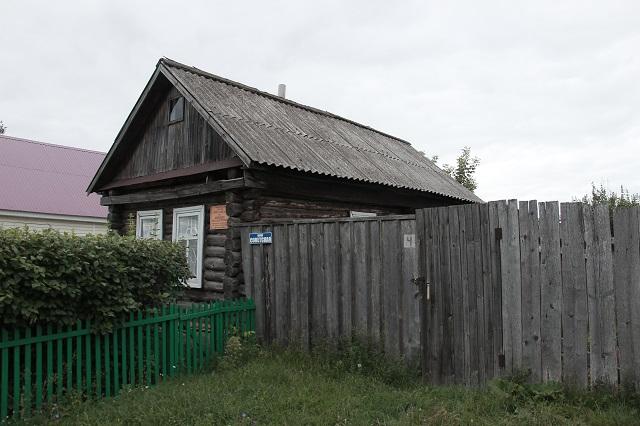 В этот дом Александра Анисимова переехала в 1938 году.