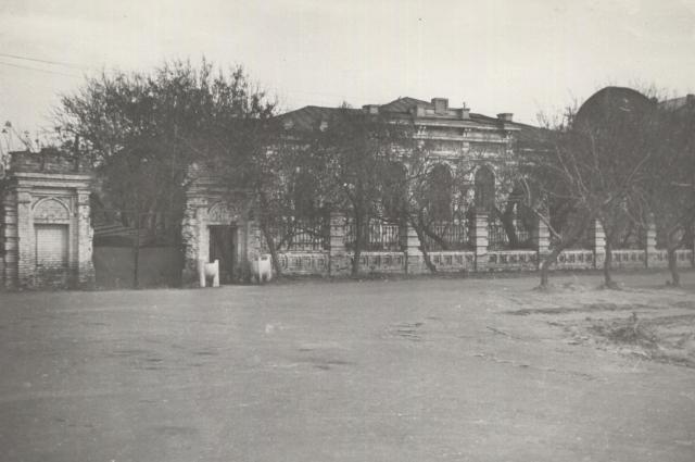 Особняк был одним из самых современных зданий Омска.