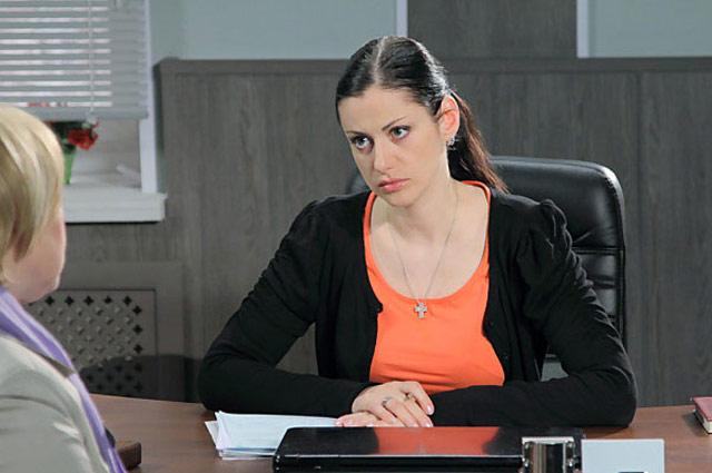 Анна Ковальчук в телесериале «Тайны следствия»