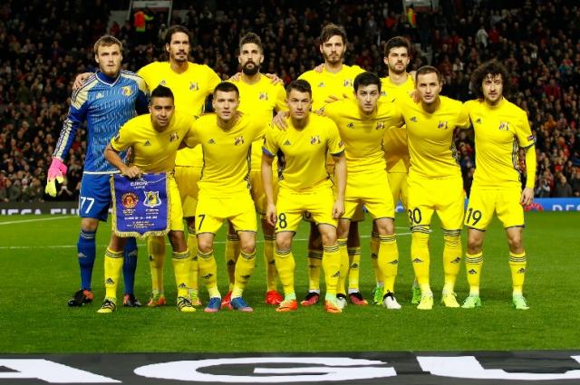 ФК «Ростов» завершил свой еврокубковый сезон матчем в Манчестере.