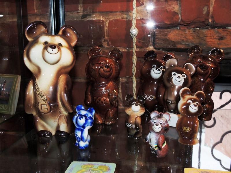 Керамические сувениры сегодня стоят очень дорого