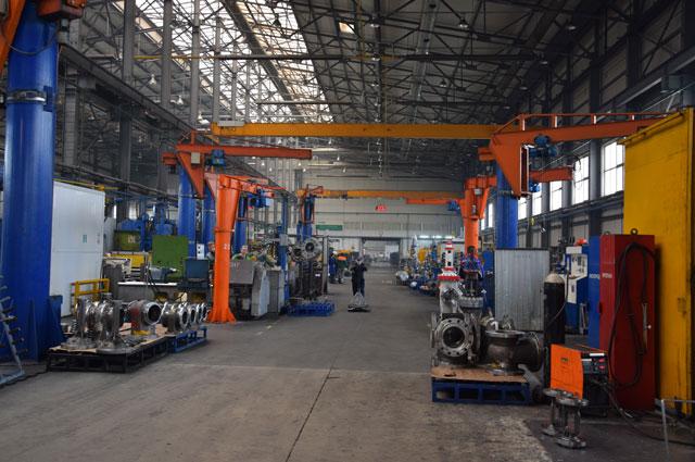 Всего предприятие выпускает более 700 наименований продукции.